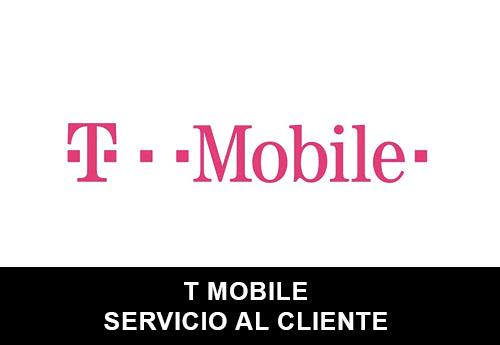 Servicio al Cliente de  T-Mobile