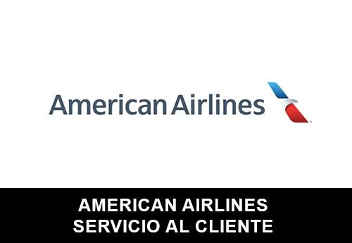 Servicio al Cliente de  American Airlines