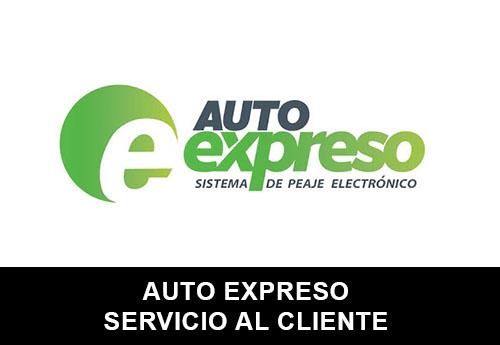Servicio al Cliente de  AutoExpreso