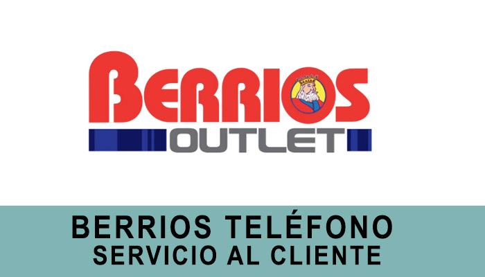 Servicio al Cliente de  Berríos