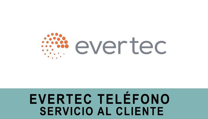 Servicio al Cliente de  Evertec