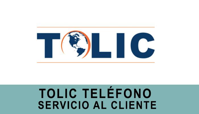 Servicio al Cliente de  TOLIC