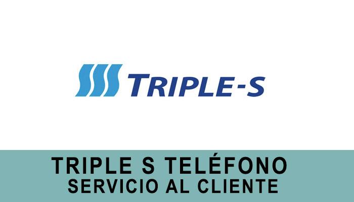 Servicio al Cliente de  Triple SSS