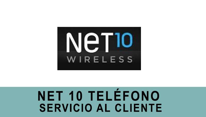 Servicio al Cliente de  Net10