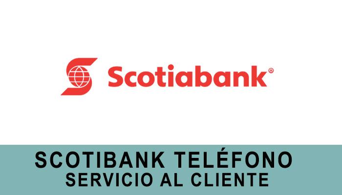 Servicio al Cliente de  Scotibank